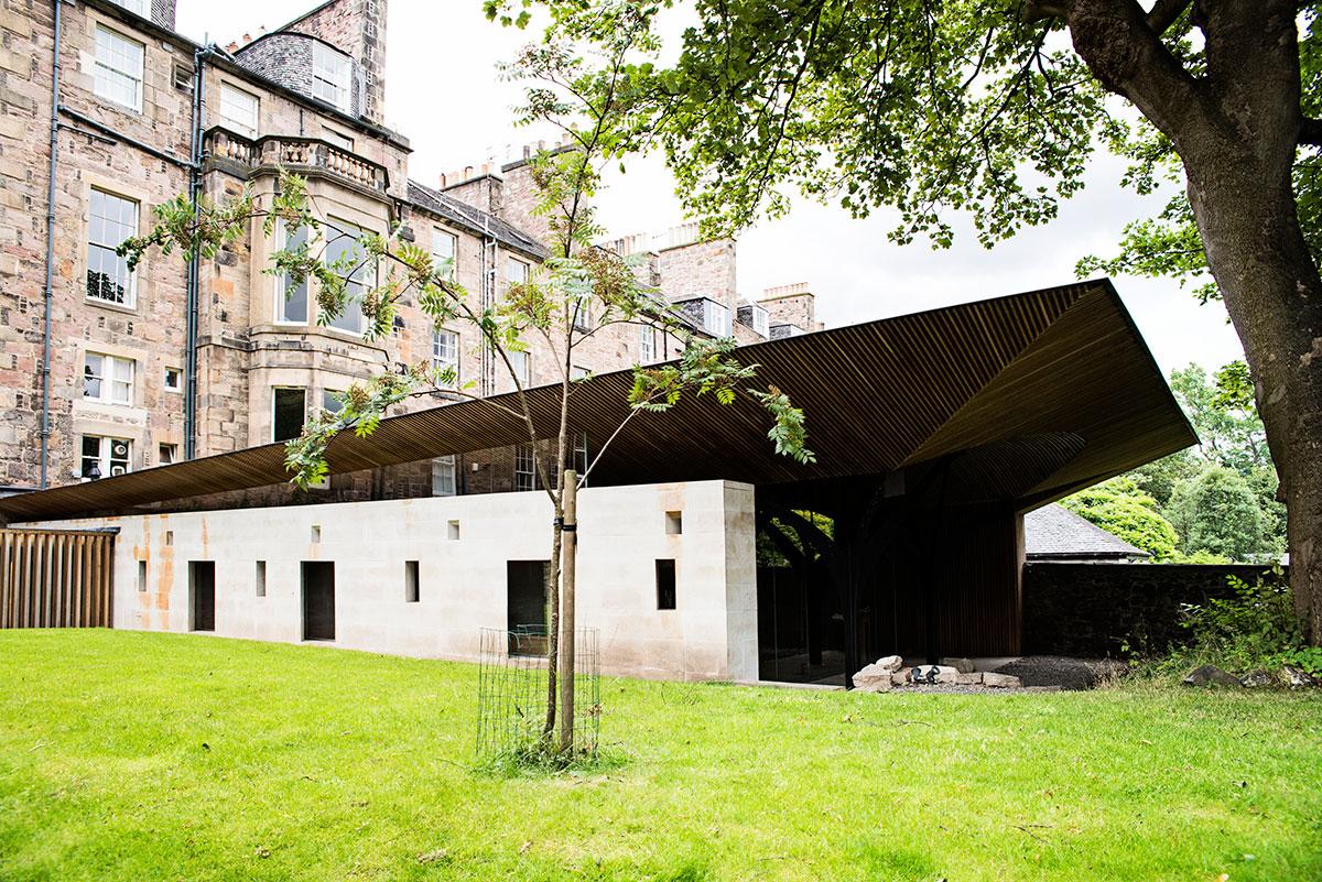 St Albert's Chapel, George Square, Edinburgh