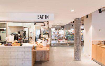 E-Café, Edinburgh College of Art